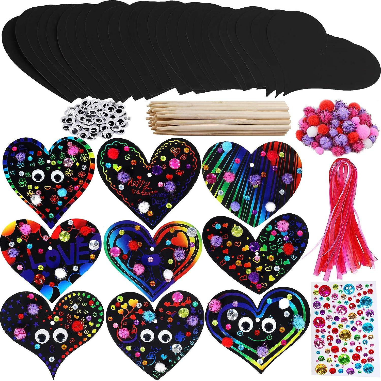 Supla Direct store 27 Set Magic Scratch Paper Rainbow 25% OFF Ornaments A Art