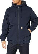 Carhartt Rain Defender Rockland Sherpa Lined Hooded Sweatshirt heren hoodie