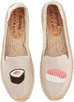 Soludos - Sushi Platform Smoking Slipper