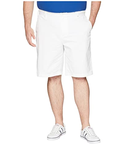 Nautica Big & Tall Deck Short (Bright White) Men