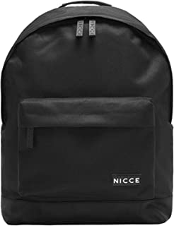 Nicce Core Backpack for Men - Leather, Black (KAIT001)