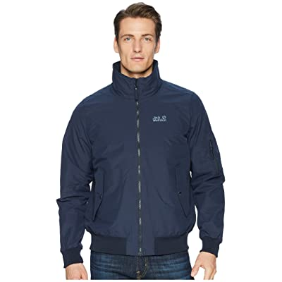 Jack Wolfskin Huntington Jacket (Night Blue) Men