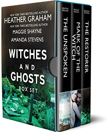 Witches and Ghosts Box Set (English Edition)