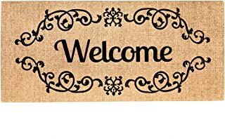 Evergreen Welcome Scroll Sassafras Switch Mat