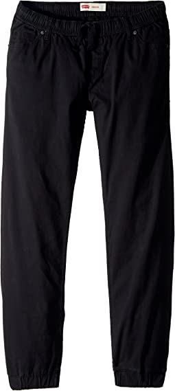 Levi's® Kids Twill Joggers (Little Kids)