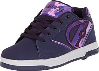 Heelys Propel 2.0 Fashion Sneakers for Girls - White/Gold