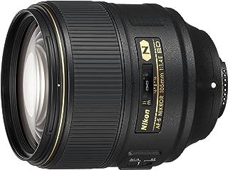 Nikon 単焦点レンズ AF-S NIKKOR 105mm f/1.4E ED フルサイズ対応
