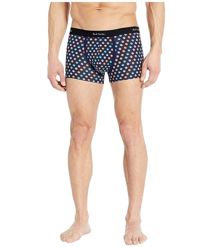 Paul Smith  Polka Dot Trunks (Navy) Mens Underwear