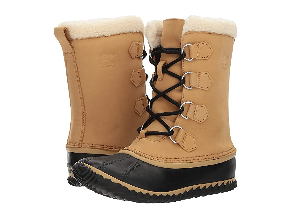 SOREL Caribou Slim (Curry/Black) Women