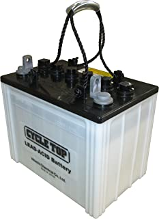 HITACHI [ 日立化成株式会社 ] 電動車バッテリー [ サイクルサービス用鉛蓄電池 ] [ EB50-L ] HIC-60