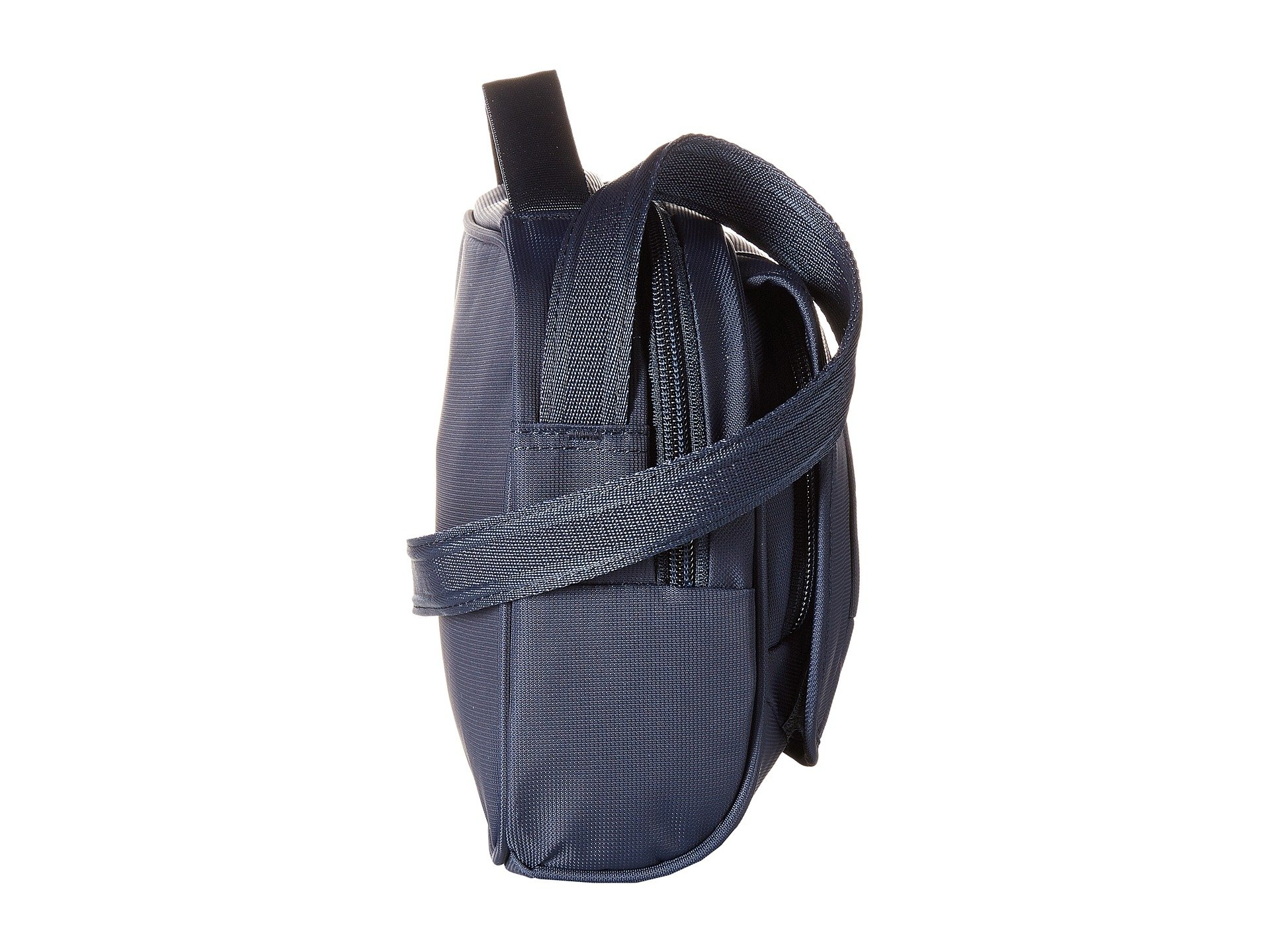 Anti Pacsafe Bag Metrosafe Shoulder theft Compact Navy Deep Ls140 Ffw6xqfEH