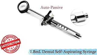 Best aspirating dental syringe Reviews