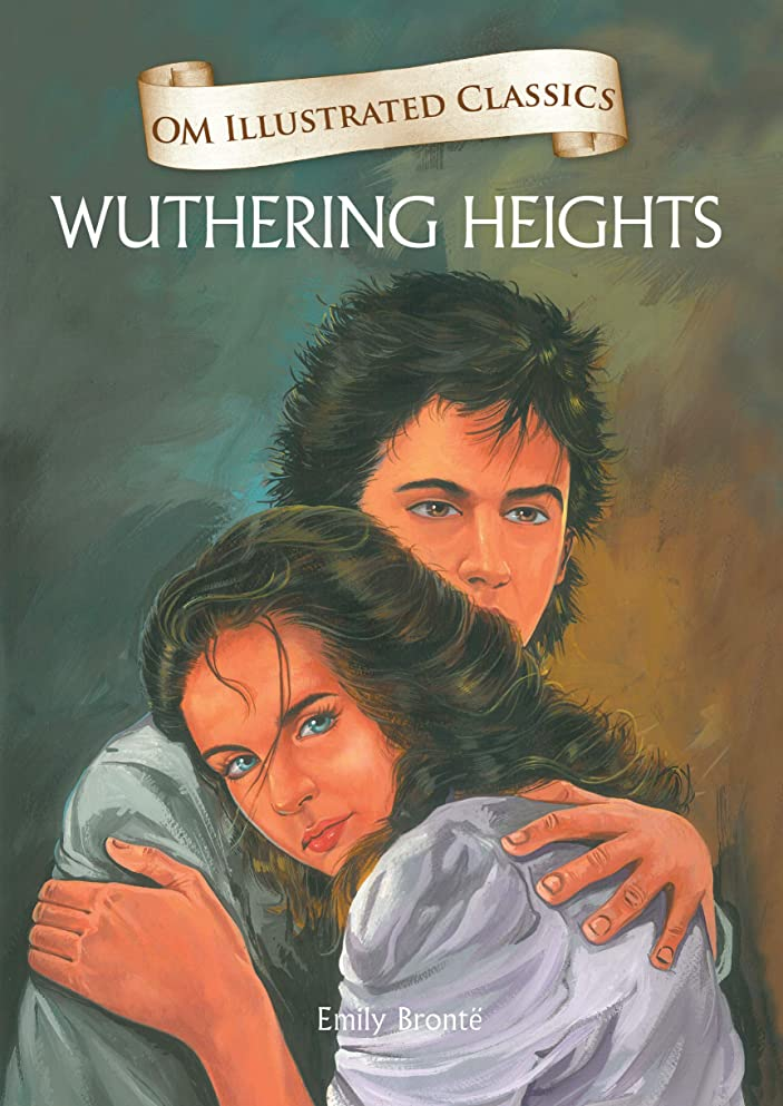パンツわずかな評議会Om Illustrated Classics Wuthering Heights