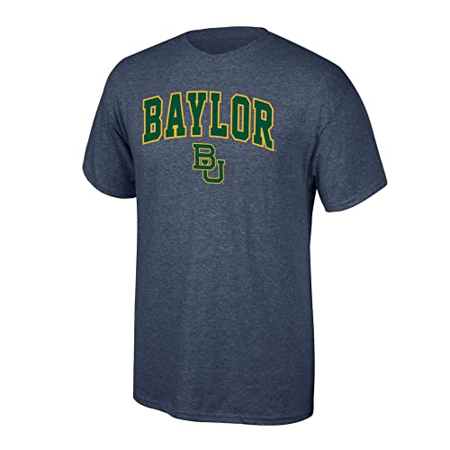 Elite Fan Shop NCAA T Shirt Dark Heather Arch 64074de67a85