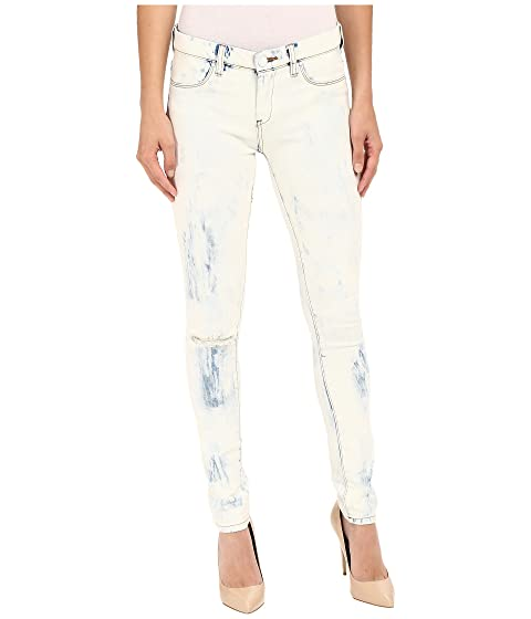 Karma Washed Blank Jeans Out in On NYC Instant Spray Skinny qxfzat