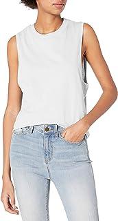 Alternative Womens 01016CG Tank Top Sleeveless T-Shirt