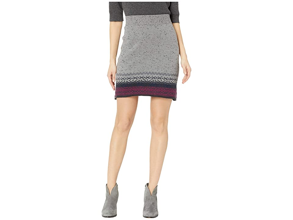 Aventura Clothing Ellie Skirt (Griffin Grey) Women