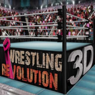 New Wrestling uRevolution 3D