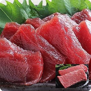 国産本マグロ 伊達まぐろ 赤身 解凍レシピ付き 海鮮丼 (300g)