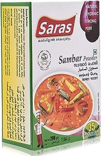 Saras Sambar Powder - 200 gm