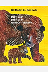 Baby Bear, Baby Bear, What Do You See? (Brown Bear and Friends) Kindle Edition