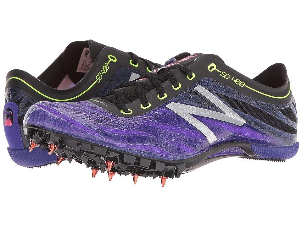 New Balance SD400v3 (Purple/Black) Women