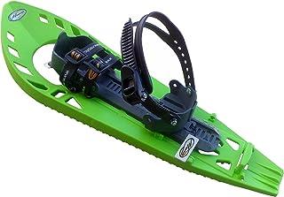 Misura Piccola Senza Imbottitura Colore: Rosso//Grigio Morpho 13MHRAQYLC RGB Racchette da Neve da Adulto Trimmy Light con Cinturini Caviglia Stile Snowboard