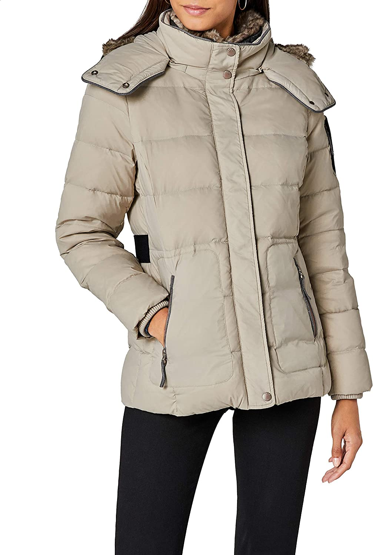 Esprit Women's Women's Navy Down Jacket 100% Polyester
