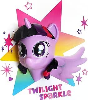 3DLightFX My Little Pony Twilight Sparkle 3D Deco Light