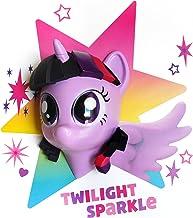 3DLightFX 4001231 Little Pony Twilight Sparkle Light, Black, Yellow