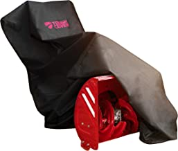 Tough Cover Premium Two-Stage Snow Thrower Cover. Heavy Duty 600D Marine Grade Fabric. Universal Fit. Weather, UV Protection.