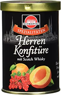 Schwartau Spezialitäten Herren Konfitüre, mit Scotch Whisky, 350 g Dose