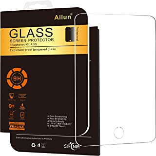AILUN Screen Protector for iPad Mini 1 2 3 Gen Tempered Glass Compatible with Apple iPad Mini 1 2 3 Generation 2.5D Edge Ultra Clear Anti Scratch Case Friendly Not for Mini 4
