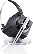 Sennheiser OfficeRunner Convertible Wireless Office Headset with Microphone – DECT..