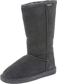 tall sheepskin boots