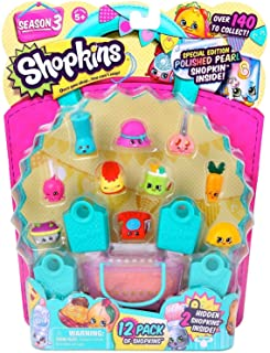 Shopkins Season 3 (12-Pack) – Characters May Vary (Discontinued by manufacturer)