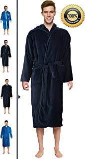 dbe4391fcc Abstract Bath Robe Towel Men s Boys 100% Cotton Hooded-Terrycloth-Velour  Finishing
