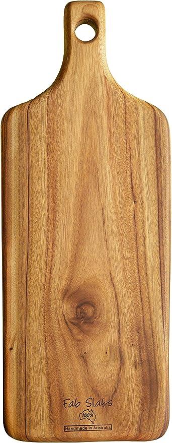 Fab Slabs Natural Wood Cutting Board