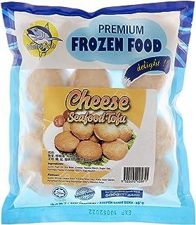 Nutrifish Cheese Seafood Tofu - Frozen, 500 g