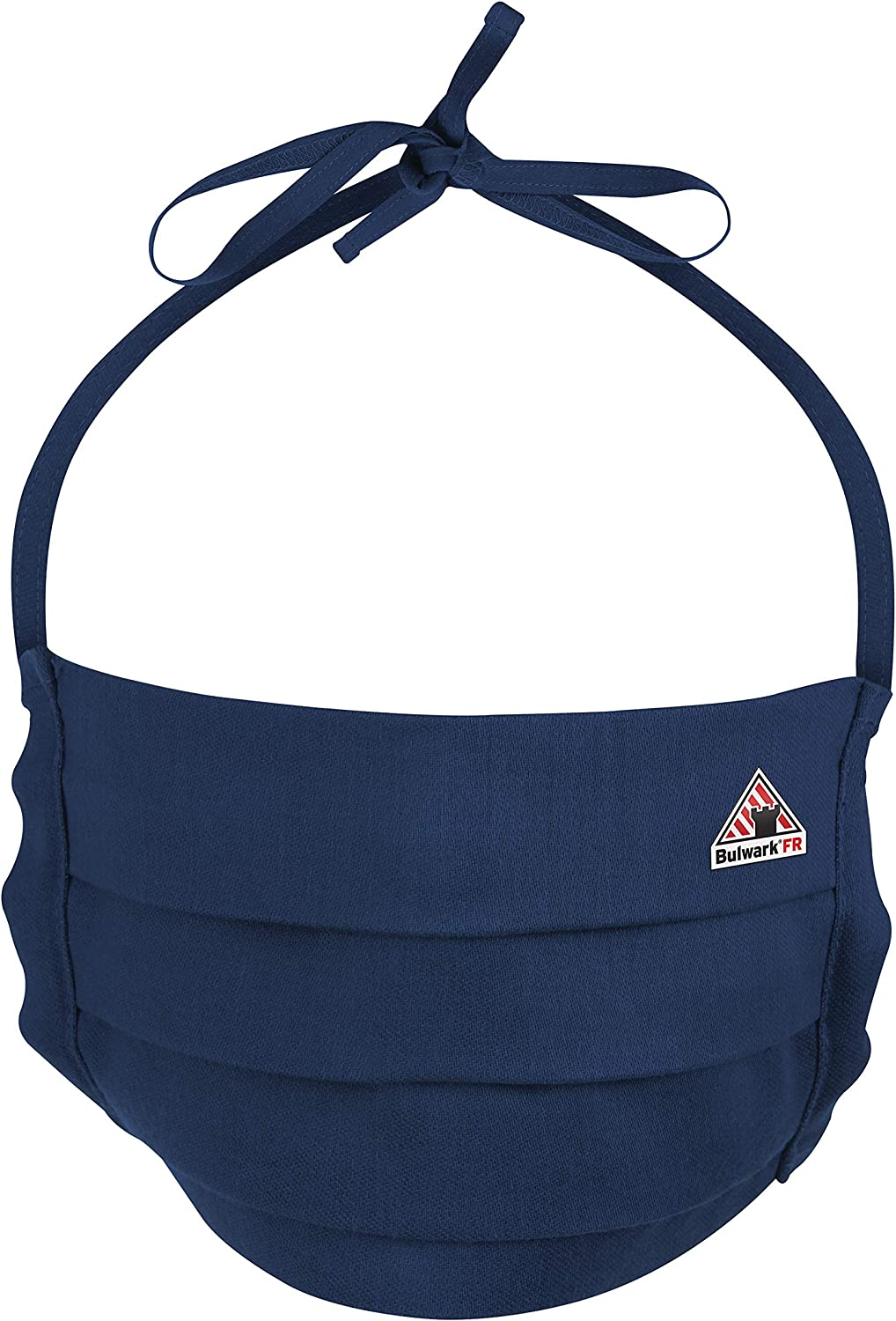 Bulwark FR Flame Resistant Face 5 Navy Coverings Brand Cheap Sale Venue Max 73% OFF Pack -