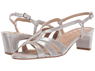 Walking Cradles Leandra (Silver Sparkle Leather) Women