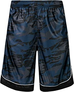 Men's Athletic Gym Shorts with Deep Pockets Basketball...