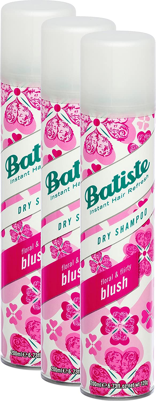 Batiste Dry Shampoo 6.73 Max 41% OFF Many popular brands Ounce Blush