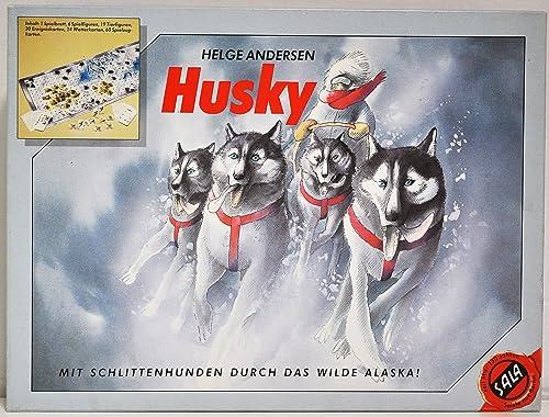 Husky. Mit Schlittenhunden durch das wilde Alaska