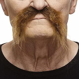 fu manchu mustache costume
