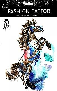 trojan horse tattoo designs
