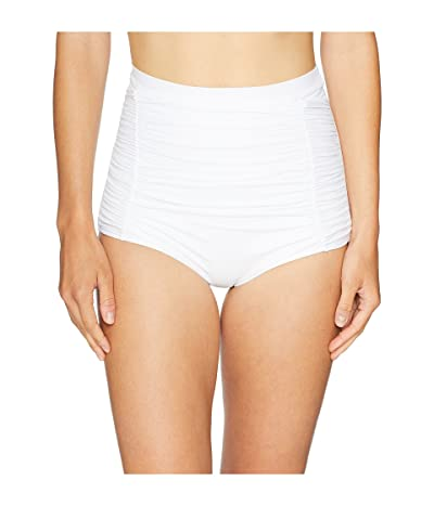 Unique Vintage Monroe Bottom (Solid White) Women