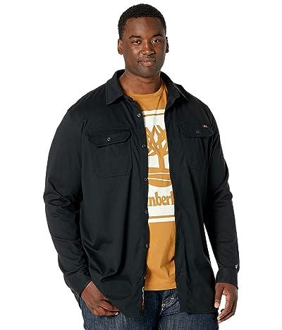 Timberland PRO FR Cotton Core Button Front Shirt Tall
