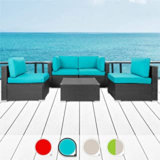 Best outdoor couch with dining table Reviews