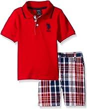 ایالات متحده چوگان Assn. پیراهن پیراهن چوگان Big Pi Pony Big Piece و پیراهن کوتاه